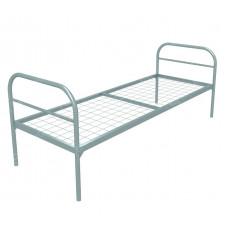 Кровать металлическая одноярусная Эконом +